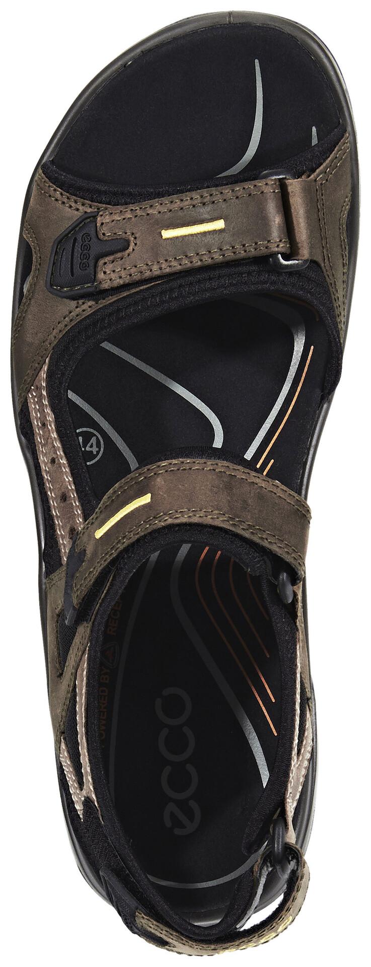 ECCO Offroad Sandals Men tarmacmoon rock